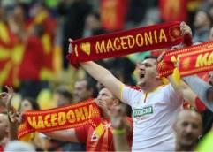 """Βόρεια Μακεδονία-EURO 2020: Η κρατική τηλεόραση της χώρας αποκαλεί την εθνική ποδοσφαίρου και τη χώρα """"Μακεδονία"""""""