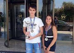 Πρωταθλητής Ελλάδας Παίδων ο Νίκος Κούτλας, δεύτερη στις Κορασίδες η Βάλια Αποστολακάκη