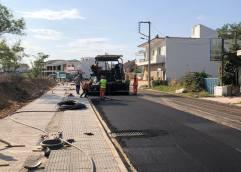 Αποκατάσταση βατότητας σε τμήμα δρόμου της Κεραμωτής