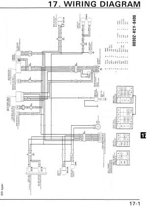Xr 400 Wiring Diagram | Wiring Diagram