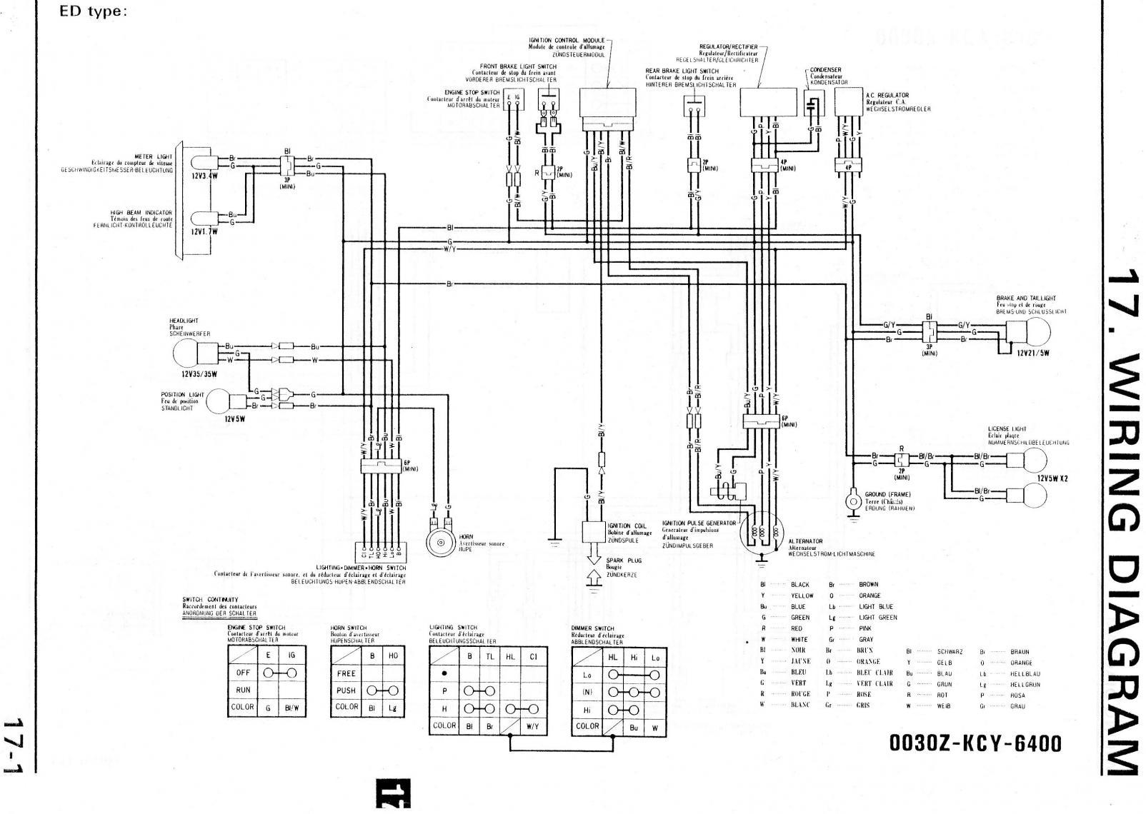 Mitsubishi Headlight Wiring Diagram