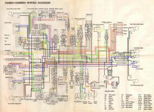 Yamaha XS400 Wiring Diagrams | Page 3 | Yamaha XS400 Forum