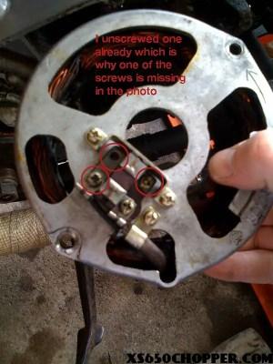 yamaha xs650 wiring schematic | XS650 Chopper