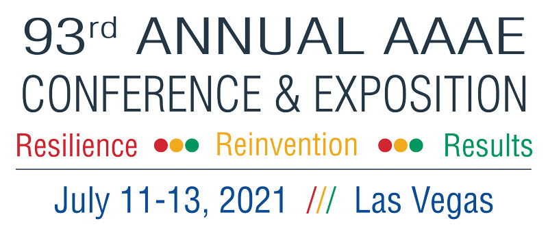93rd Annual AAAE Conference & Exposition