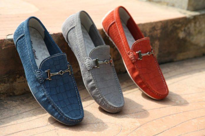 Les chaussures homme grande taille à adopter en été.
