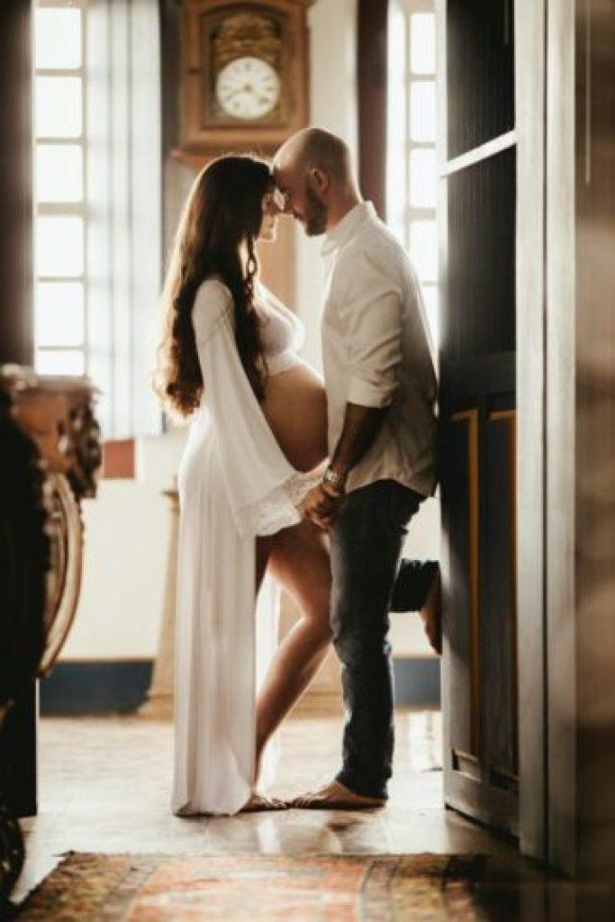 La grossesse , une étape