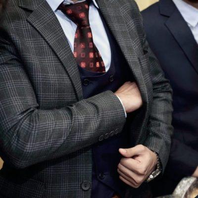 Costume en tweed