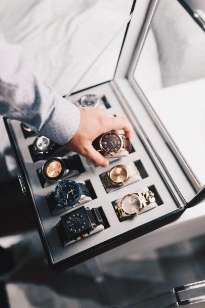 La montre, un accessoire indispensable