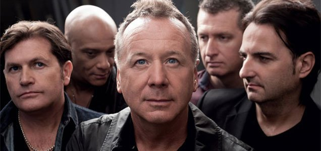 SIMPLE MINDS RELEASE NEW SONG AND VIDEO 'BLINDFOLDED'