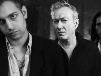 GANG OF FOUR - 'England's In My Bones' feat. Alison Mosshart