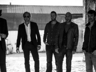 SLOW MOTION HEROES release new single 'Revolution' FEBRUARY 27th - Listen