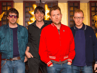 ALBUM REVIEW: BLUR - THE MAGIC WHIP