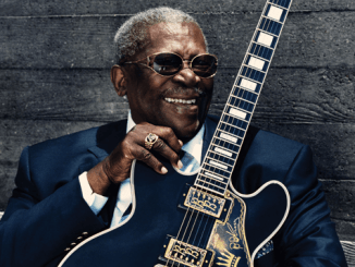 BLUES GUITARIST BB KING HAS PASSED AWAY AGED 89