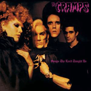 The Cramps – Songs The Lord Taught Us (Vinilisssimo)