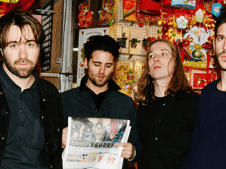 ALBUM REVIEW: THE VACCINES - ENGLISH GRAFFITI