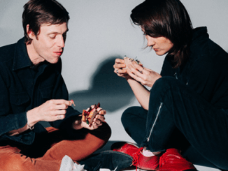 DRINKS (Cate Le Bon & White Fence) share new song, 'Laying Down Rock', taken from Hermits On Holiday