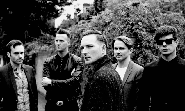 THE FEELING announce fifth album 'The Feeling' released on 12th February 2016 with new track 'Wicked Heart' - Listen