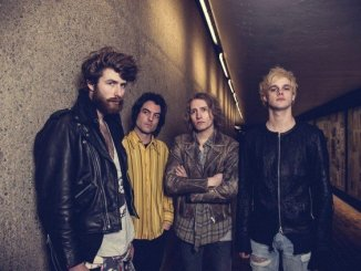 STORMS - announce 'Undress' tour and live in session with 'Shame' 2