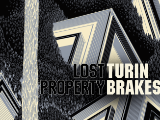 ALBUM REVIEW:  TURIN BRAKES - LOST PROPERTY