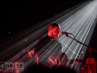 LIVE REVIEW: CITY AND COLOUR - MANDELA HALL, BELFAST 1