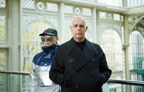 "PET SHOP BOYS release their new single ""THE POP KIDS"" on March 18th"