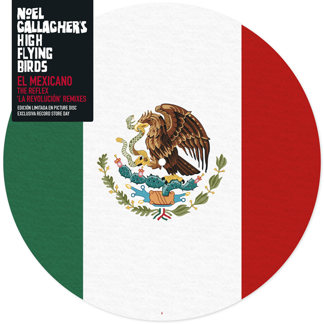 Noel-Gallagher's-High-Flying-Birds---The-Mexican-12inch-Record-Store-Day-2016-exclusive