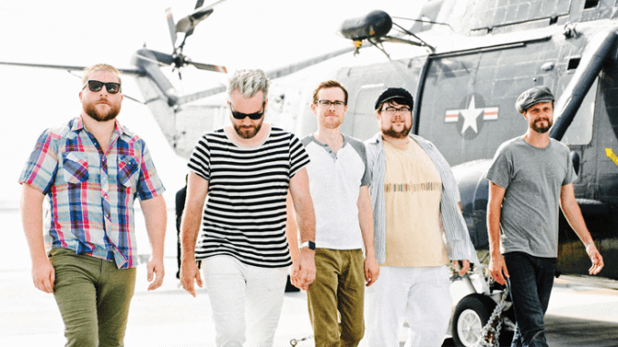 The Explorers Club release their highly anticipated third album 'Together'