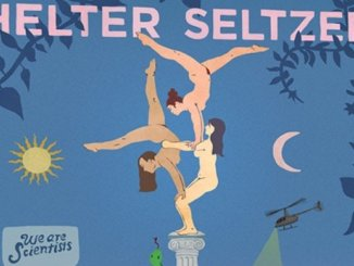 ALBUM REVIEW: WE ARE SCIENTISTS - HELTER SELTZER
