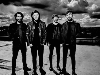 Twin Atlantic - announce new album - 'GLA'