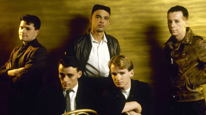 Album Review: Simple Minds - New Gold Dream 81-82-83-84 - Deluxe Box Set 2
