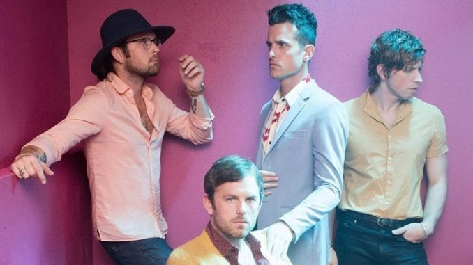 Kings of Leon reveal video for 'Waste A Moment'