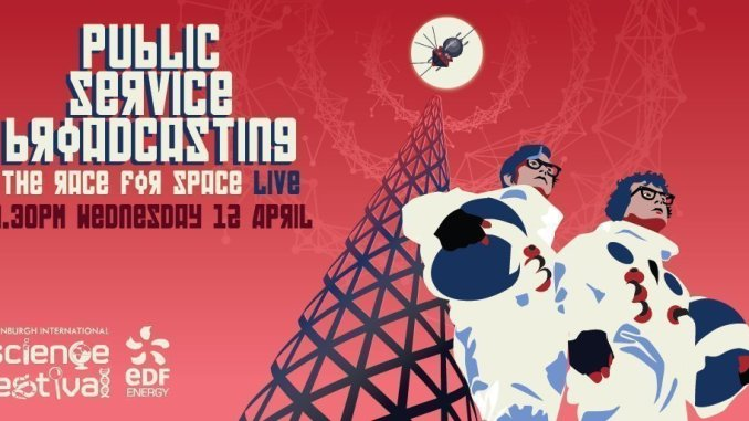 Public Service Broadcasting Announce Show At Edinburgh Science Festival