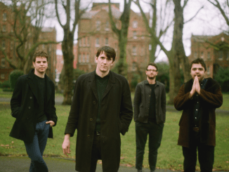 Manchester's SHAKING CHAINS announce debut single - Listen 2