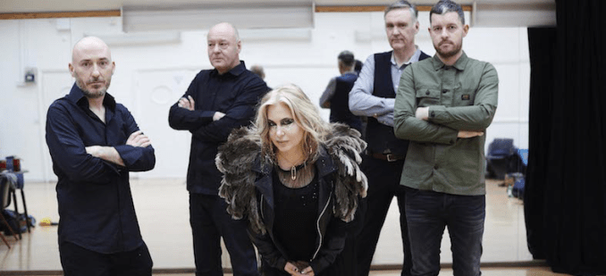 BRIX & THE EXTRICATED will release their highly anticipated debut single 'Damned for Eternity' on 12th May