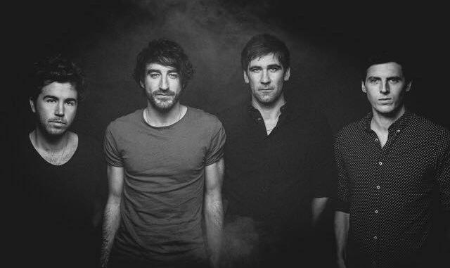 THE CORONAS score their first No.1 album in Ireland