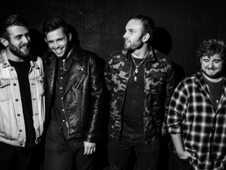 Listen to HAMBURG a new track from BILLY BIBBY & THE WRY SMILES