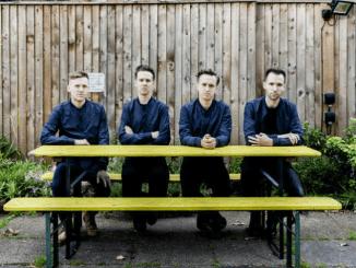DUTCH UNCLES - Share WARM DIGITS remix, Listen Now!