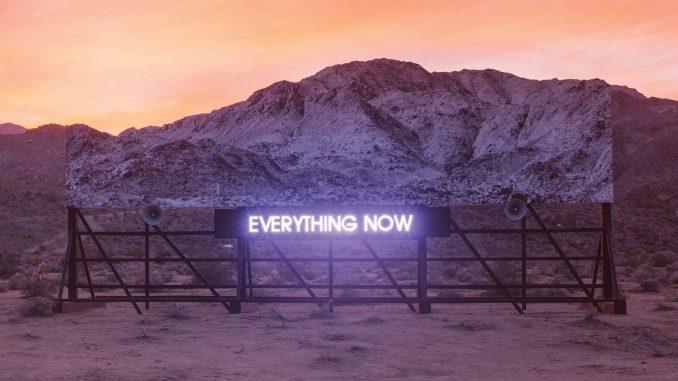 "ALBUM REVIEW: Arcade Fire - ""Everything Now"""
