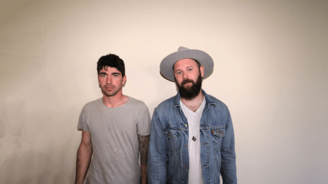 "PREMIERE: Electro-rock duo NATIVE SONS second single, ""Say Nothing"" - Listen Now!"