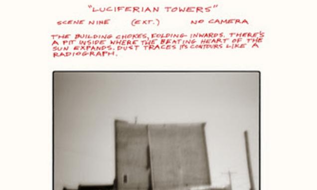 "ALBUM REVIEW: Godspeed You! Black Emperor - ""Luciferian Towers"""