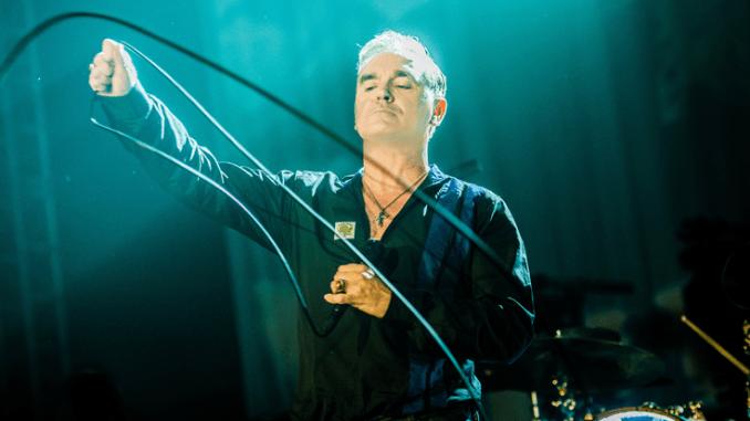 MORRISSEY - Announces UK & Ireland Tour