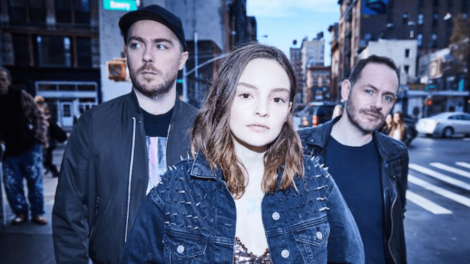 """Scottish electro-pop trio CHVRCHES share new single """"Get Out."""""""