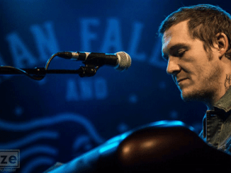 LIVE REVIEW: Brian Fallon // Dave and Tim Hause // The Olympia, Dublin // 10th March 2018 1