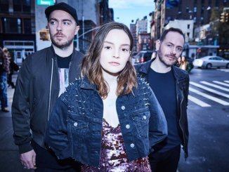 CHVRCHES Announce Headline Belfast Show @ Ulster Hall, Tuesday 19th February 2019