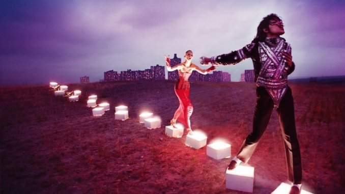 REVIEW: MICHAEL JACKSON: On the Wall exhibition, National Portrait Gallery, London 1