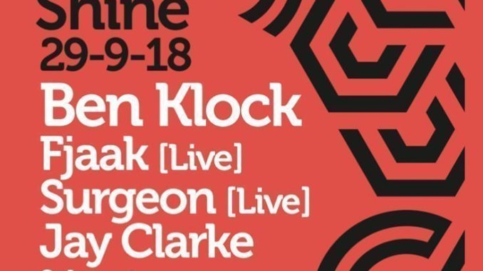 Ben Klock, Fjaak, Surgeon & Jay Clarke + Schmutz & Lingala Sound Live @ The Telegraph Building, SAT 29TH SEPTEMBER
