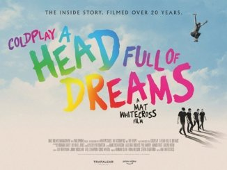COLDPLAY Announce 'A HEAD FULL OF DREAMS' Film