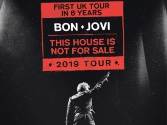 BON JOVI announce first U.K. tour in 6 years