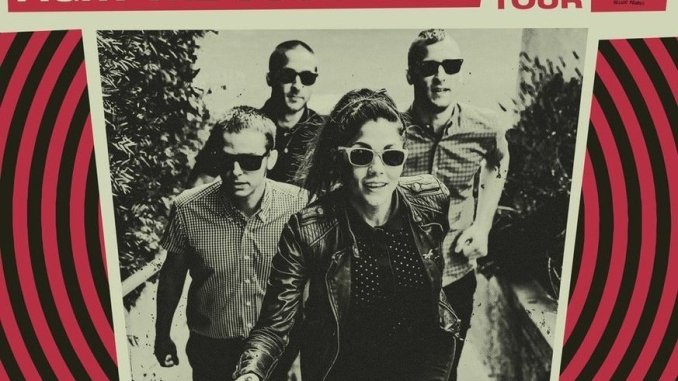 Los Angeles ska-punk band THE INTERRUPTERS announce headline Belfast show at The Limelight 1 Tuesday 11th June 2019
