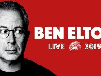 BEN ELTON Announces Ulster Hall, Belfast Show, Saturday 28th September 2019